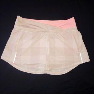 Lululemon Skort / Skirt / Spandex Short - size 6